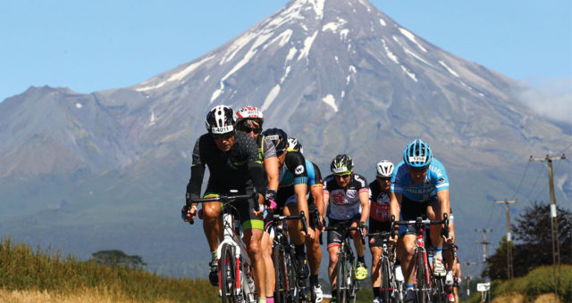 Around the Mountain Cycle Challenge