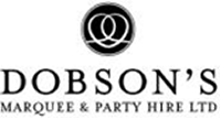 Dobsons Marquee and Party Hire